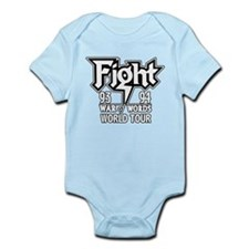 Fight War of Words 93 94 Worl Onesie