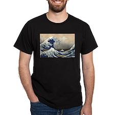 Classic Japanese Art T-Shirt