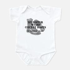My Sister Wears NG CB Infant Creeper
