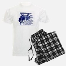 John Barrymore Don Juan Pajamas
