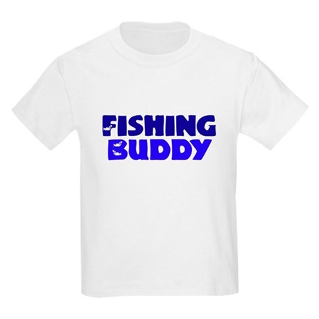 Fishing Buddy Kids Light T-Shirt