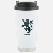 Lion - Lamont Stainless Steel Travel Mug