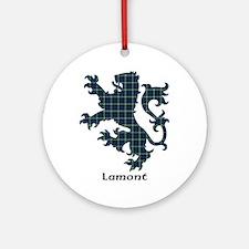 Lion - Lamont Ornament (Round)