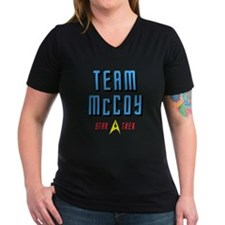 Team McCoy Star Trek Shirt