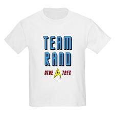 Team Rand Star Trek T-Shirt