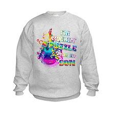 I'm Rockin' A Puzzle for my Son Sweatshirt