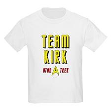 Team Kirk Star Trek T-Shirt