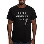 Mummy's Day Men's Fitted T-Shirt (dark)