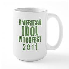American Idol Pitchfest Mug