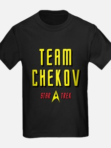 Team Chekov Star Trek T
