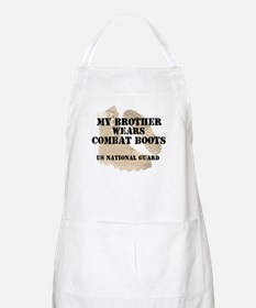 My Brother Wears NG DCB BBQ Apron