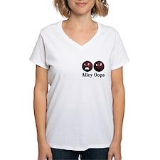 Alley Oops Logo 11 Shirt Design F