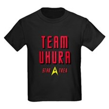 Team Uhura Star Trek T