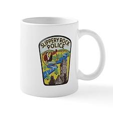 Slippery Rock Police Mug