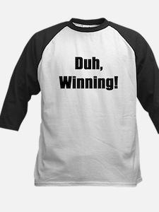 Duh, winning! Tee