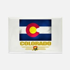 Colorado Pride Rectangle Magnet