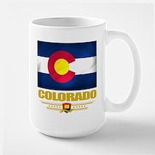 Colorado Pride Large Mug