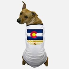 Colorado Pride Dog T-Shirt