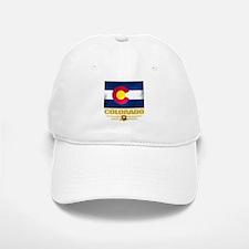 Colorado Pride Baseball Baseball Cap