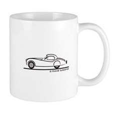 Jaguar 120 Coupe Mug