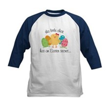 Easter Chicks Secret Big Sister Tee