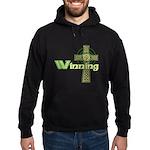 Winning Irish Celtic Cross Hoodie (dark)