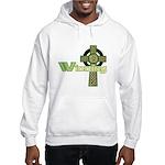 Winning Irish Celtic Cross Hooded Sweatshirt