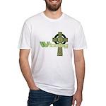 Winning Irish Celtic Cross Fitted T-Shirt
