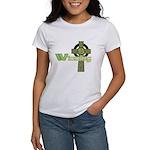 Winning Irish Celtic Cross Women's T-Shirt