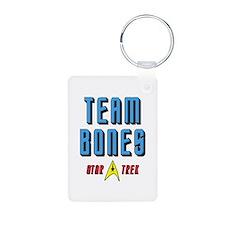 Team Bones Star Trek Keychains