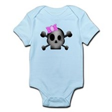 Cute Skull Infant Bodysuit
