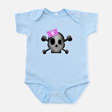 Cute Skull Infant Bodysuit