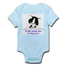 Do You Really Have To Study N Infant Bodysuit