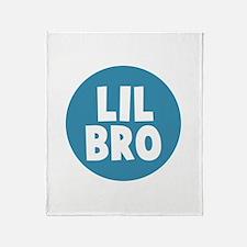 Lil Bro Throw Blanket