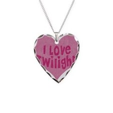 I Love Twilight Necklace