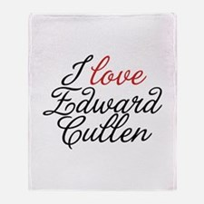 Love Edward Throw Blanket