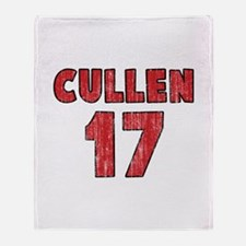 Cullen 17 Throw Blanket