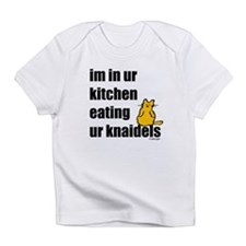 Cat and Knaidels Infant T-Shirt