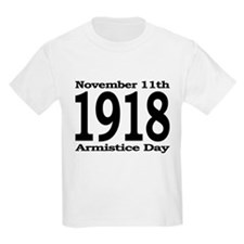 1918 - Armistice Day T-Shirt