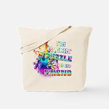I'm Rockin' A Puzzle for my Friend Tote Bag