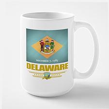 Delaware Pride Large Mug