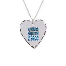 Dog Kisses & Mutt Lover Necklace
