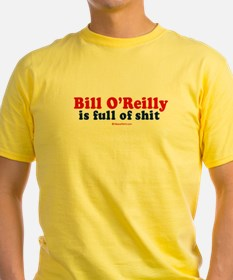 Bill O'Reilly is full of shit -  T