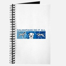 Funny Dalmatians Journal