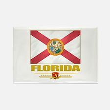 Florida Pride Rectangle Magnet