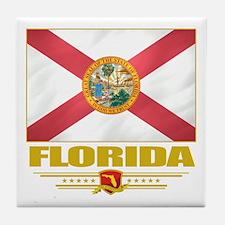 Florida Pride Tile Coaster