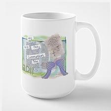 First Communion Large Mug
