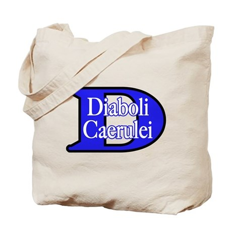 Blue Devils (Plural) Tote Bag