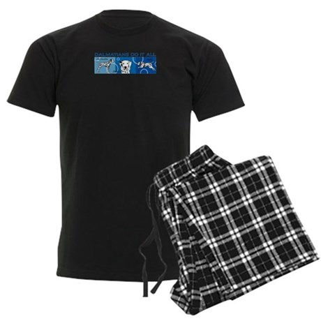 Dals Do It All Men's Dark Pajamas