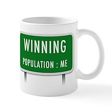 Winning Population : ME Mug